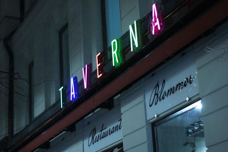 Taverno Brillo
