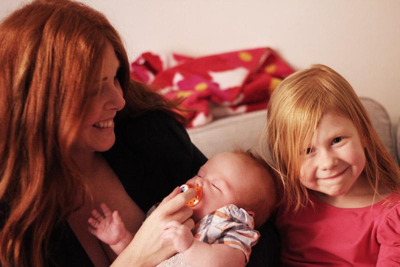 Malla, Charlie och Olivia