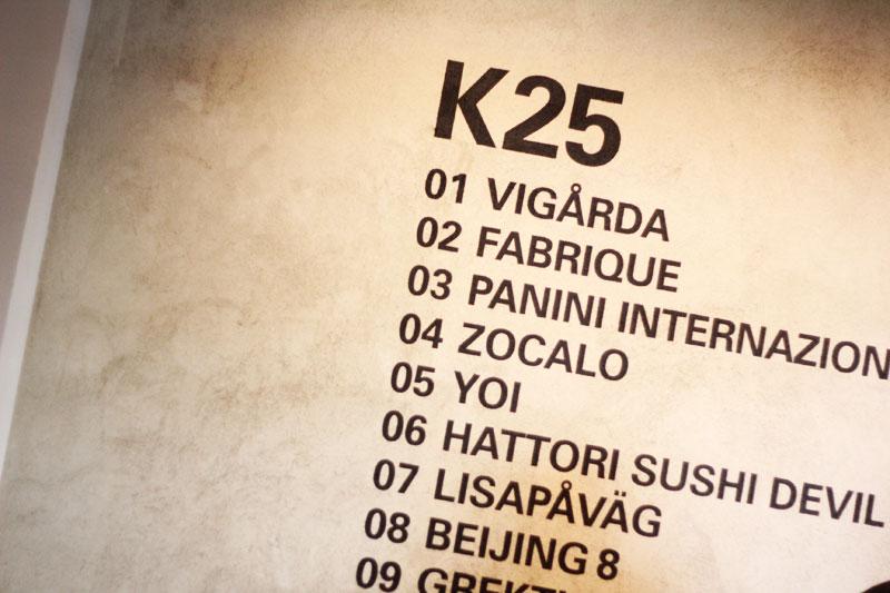 Citys nya foodcourt – K25