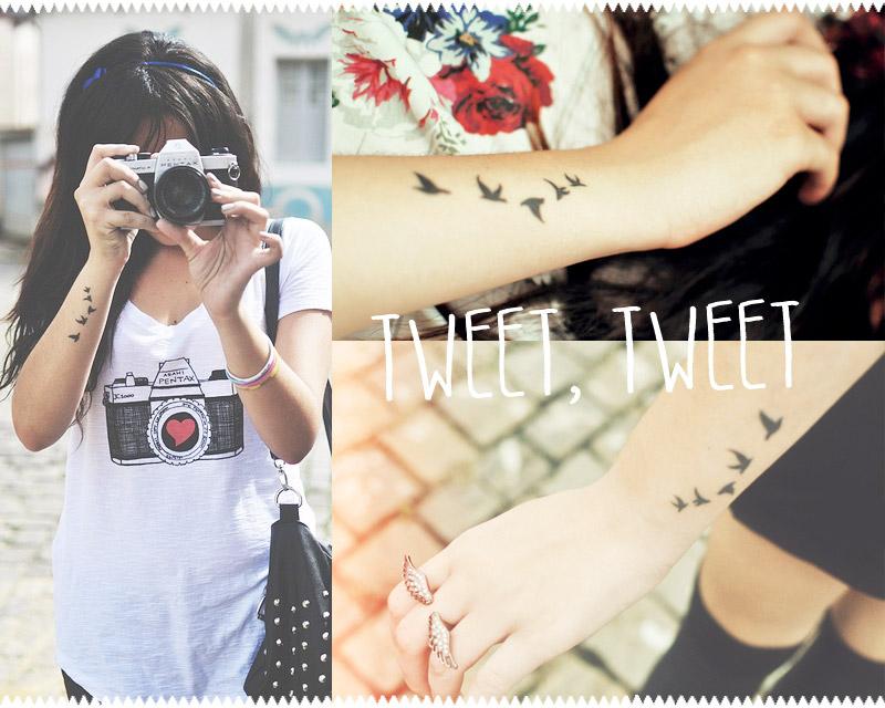 *TweetTweet* aka tatueringscravings