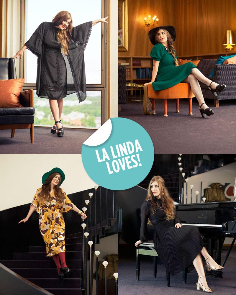 La Linda Loves: Miss Li för Indiska La Linda