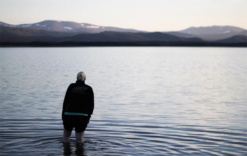 Anna i Västra Marssjön