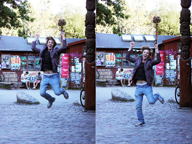 Matthew i Christiania