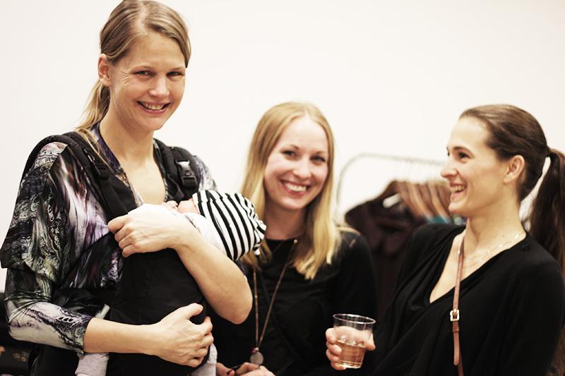 Karin Säby, Regina och Sofia Weman