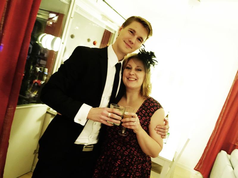Jag och Jesper