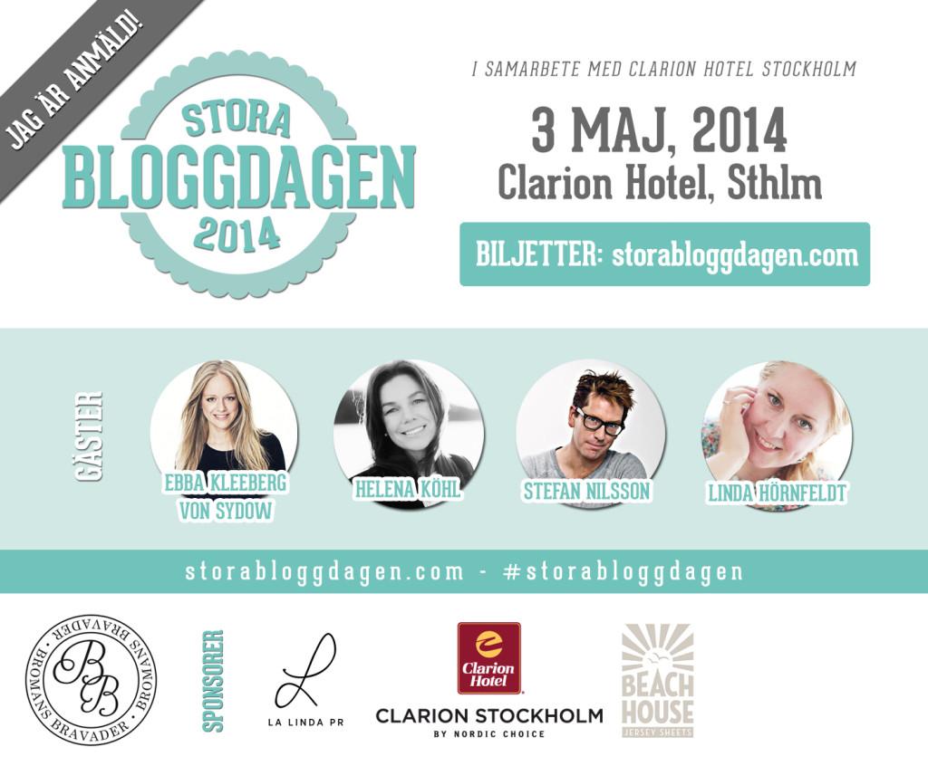 Stora Bloggdagen!
