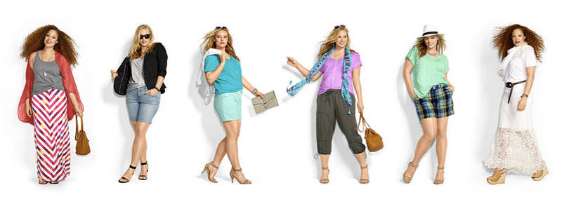 Plus size shopping guide - Lane Bryant