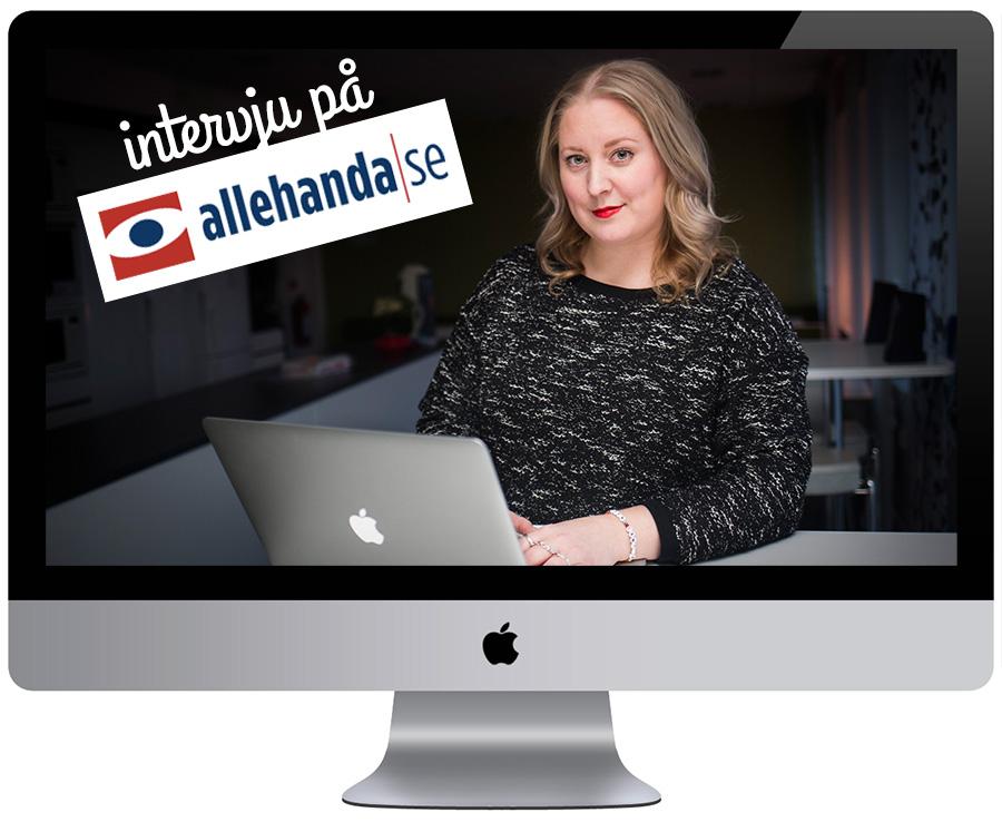 Intervju Örnsköldsviks Allehanda