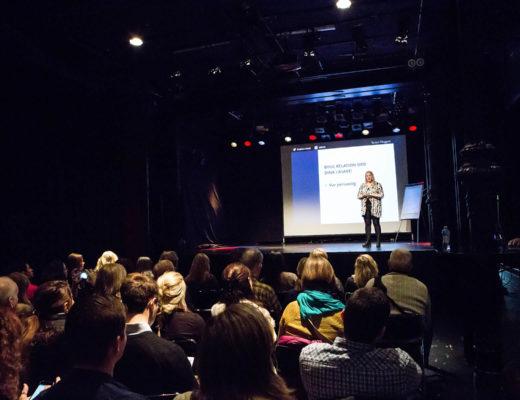 Linda Hörnfeldt föreläsning