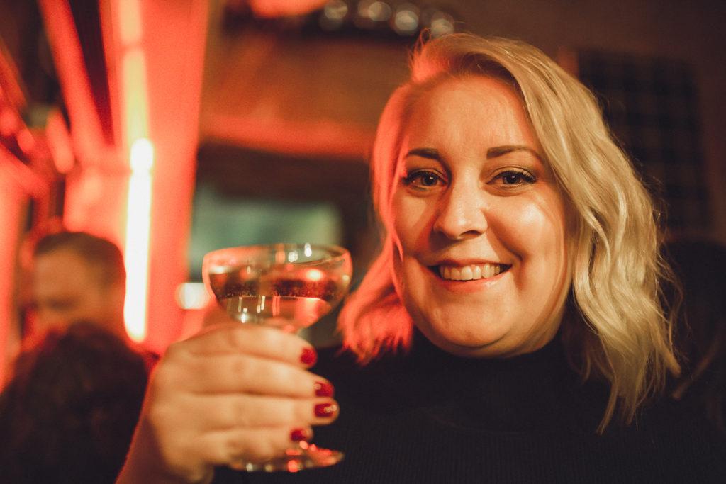 Sandra Beijers releasefest