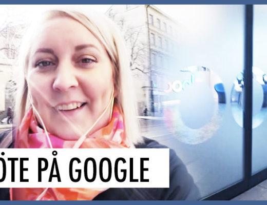 Möte på Google