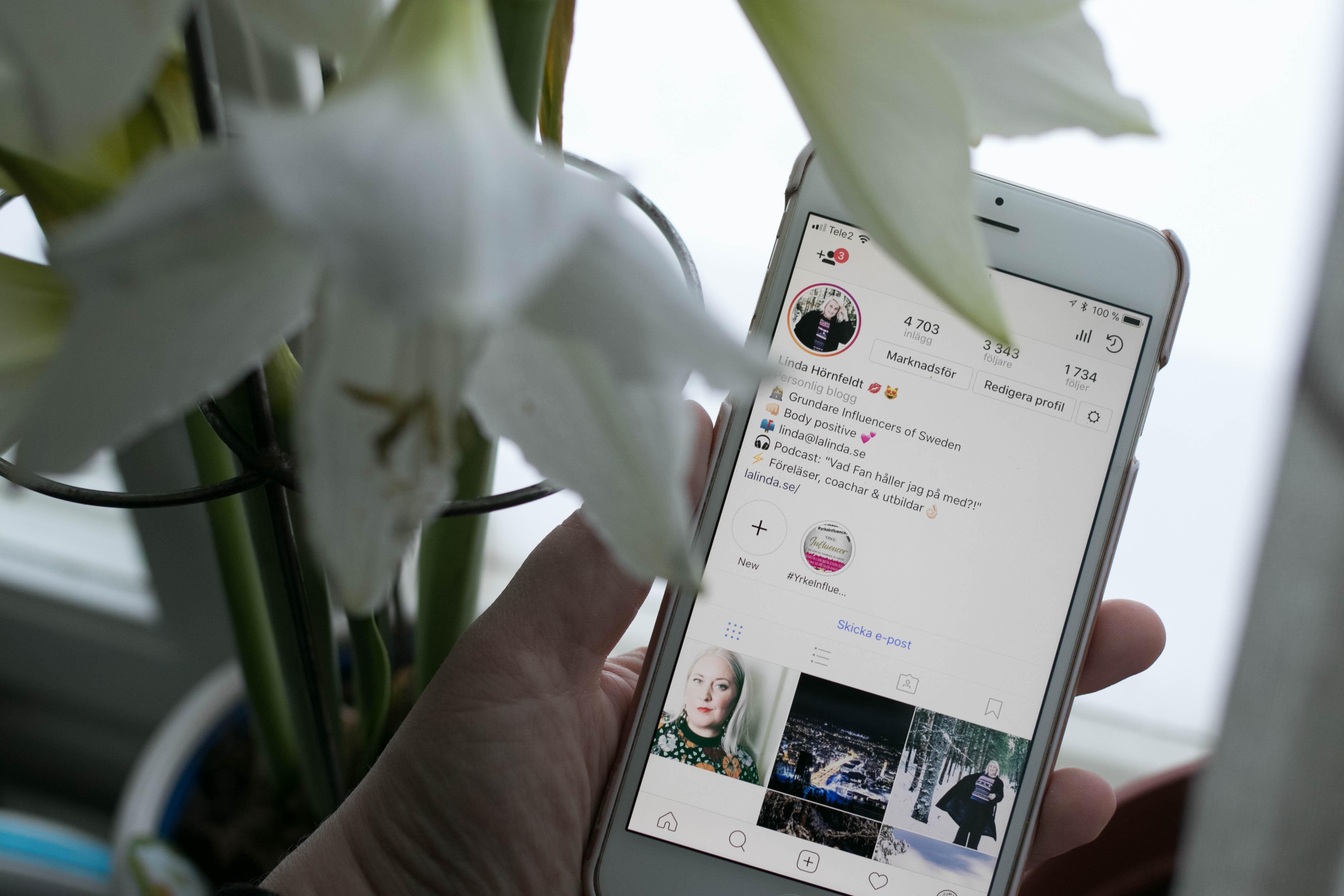 hur delar man någon annans inlägg på instagram