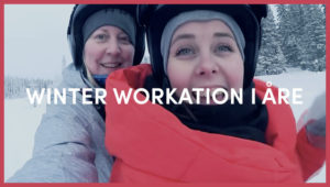 Winter Workation