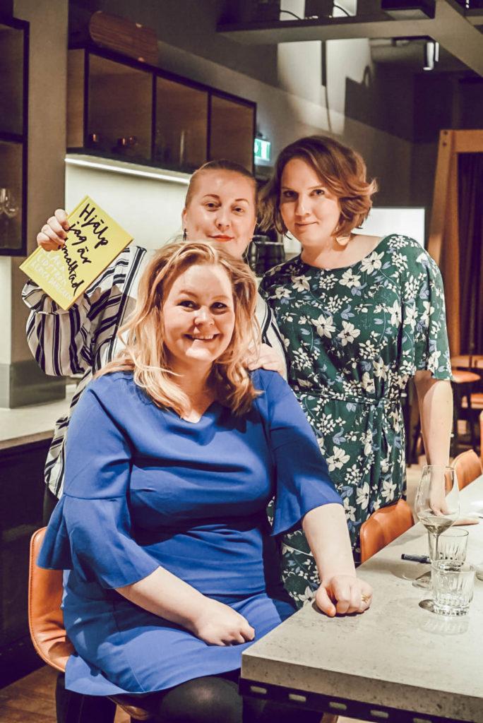Clara Lidström, Erica Dahlgren, Linda Hörnfeldt