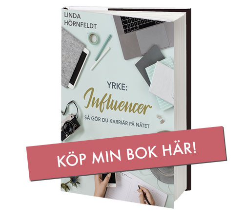 YRKE: INFLUENCER AV LINDA HÖRNFELDT