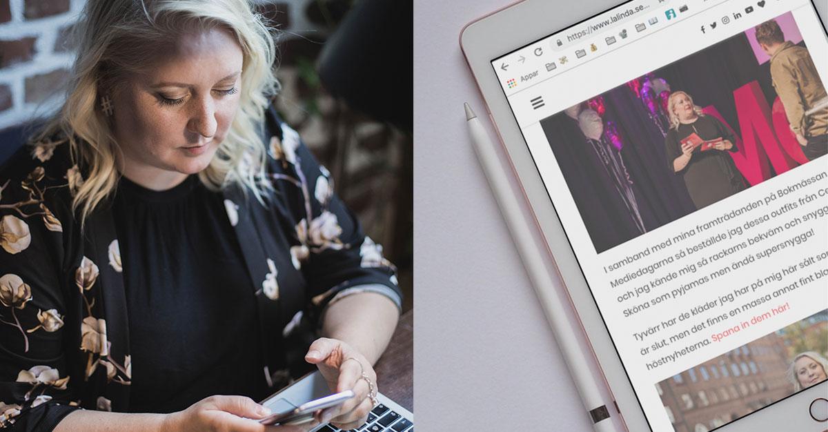 Ta betalt för samarbeten på Instagram och blogg