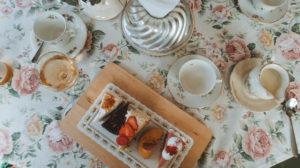 Tårtprovning på Märta & chokladbiten