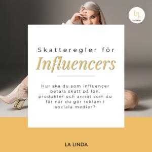 Skatteregler för influencers