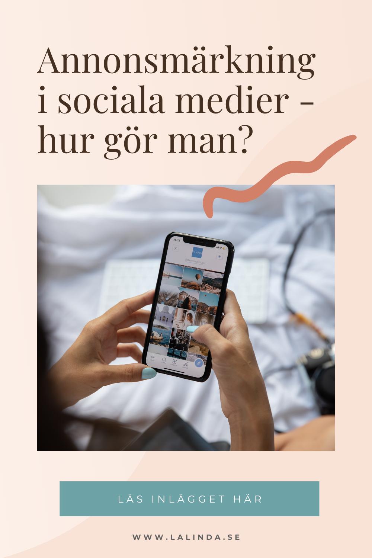 Konsumentverket granskning av reklamidentifiering i sociala medier: vad kan vi lära oss?